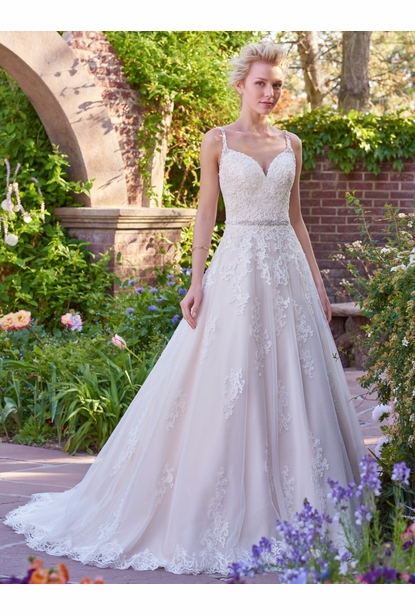 Rebecca Ingram Wedding Dress –  <br>Allison