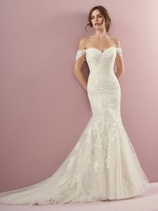 Rebecca Ingram Wedding Dress - Amber