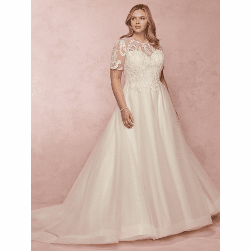 Rebecca Ingram Wedding Dress - <br> ARDELLE LYNETTE