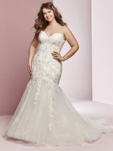 Rebecca Ingram Wedding Dress - Claire Anne
