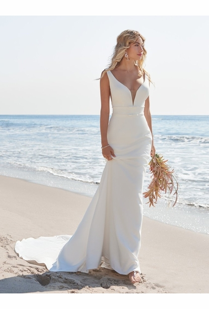 Rebecca Ingram Wedding Dress - <br> Danica