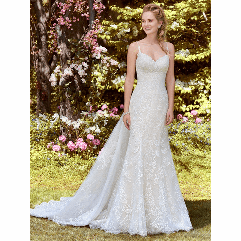 Rebecca Ingram Wedding Dress – <br> DEBBIE