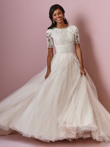 Rebecca Ingram Wedding Dress - Eliza Anne
