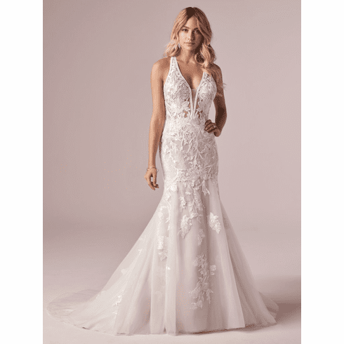 Rebecca Ingram Wedding Dress - <br> Elizabetta