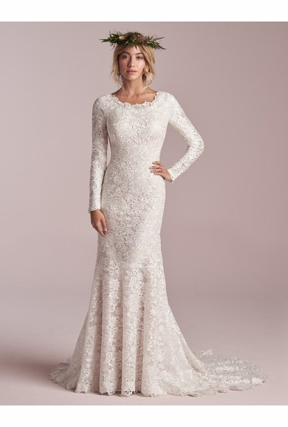 Rebecca Ingram Wedding Dress - <br>  Hope Leigh