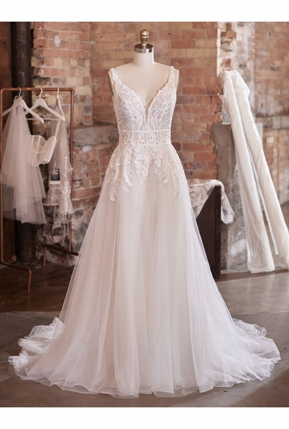 Rebecca Ingram Wedding Dress - <br> Isabella
