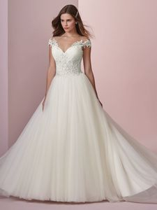 Rebecca Ingram Wedding Dress - <br> Lois