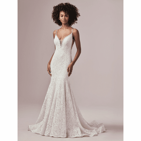 Rebecca Ingram Wedding Dress - <br>  LUCILLE