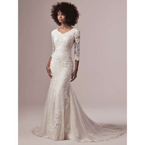 Rebecca Ingram Wedding Dress -  <br>MANDY LEIGH