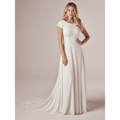Rebecca Ingram Wedding Dress -  <br> MERCY LEIGH