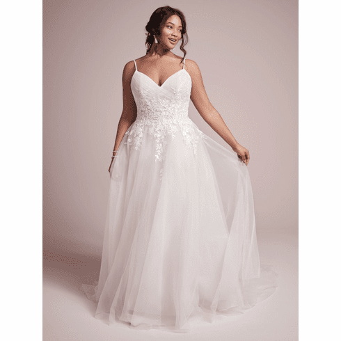 Rebecca Ingram Wedding Dress - <br> Mila