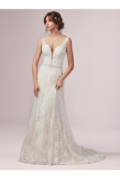 Rebecca Ingram Wedding Dress - <br>MOLLY