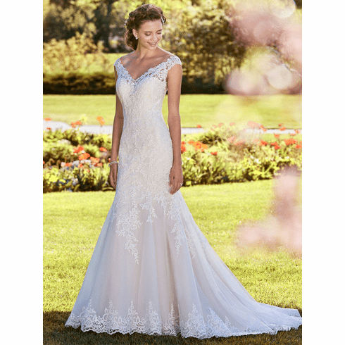 Rebecca Ingram Wedding Dress – <br> NANCY