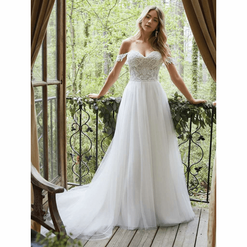 Rebecca Ingram Wedding Dress - <br> NIA