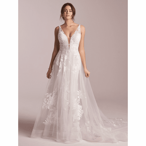 Rebecca Ingram Wedding Dress - <br> Priscilla