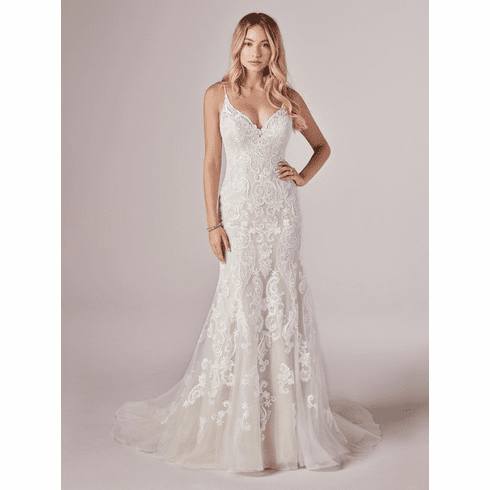 Rebecca Ingram Wedding Dress - <br>SAMPLE Adelaide $839