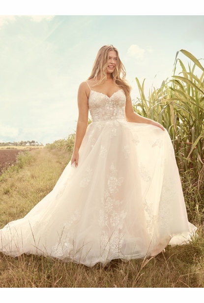 Rebecca Ingram Wedding Dress - <br>SAMPLE Irene
