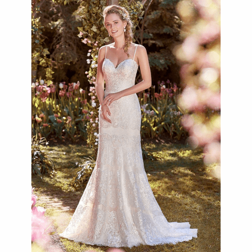 Rebecca Ingram Wedding Dress - SAMPLE Karla