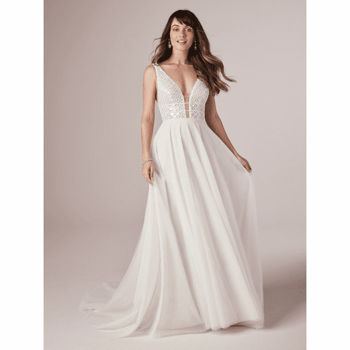 Rebecca Ingram Wedding Dress - <br>SAMPLE Meadow $589