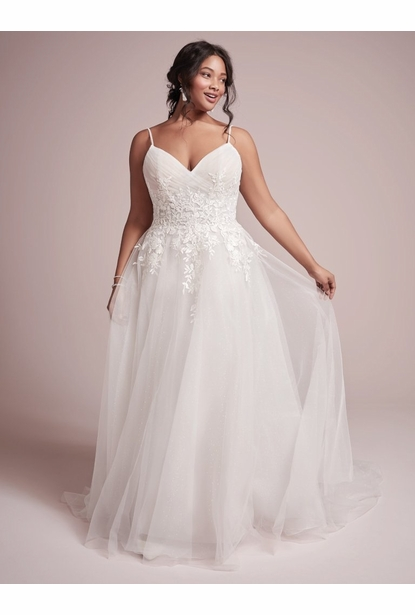 Rebecca Ingram Wedding Dress - <br>SAMPLE Mila