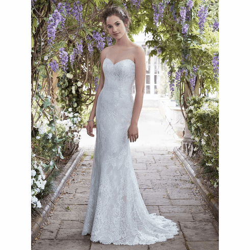 Rebecca Ingram Wedding Dress - <br>SAMPLE Octavia