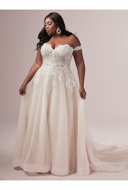 Rebecca Ingram Wedding Dress - <br> VANESSA