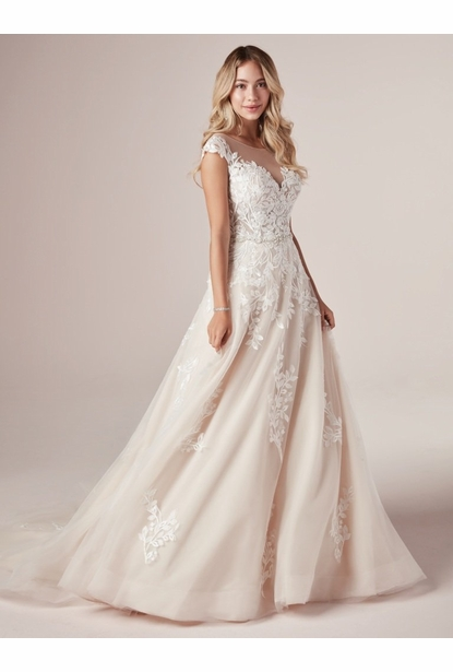 Rebecca Ingram Wedding Dress -  <br>WANDA