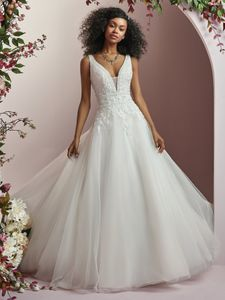 Rebecca Ingram Wedding Dress - Wynona