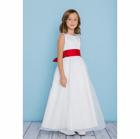 Rosebud Fashions Flower Girl Dress 5101