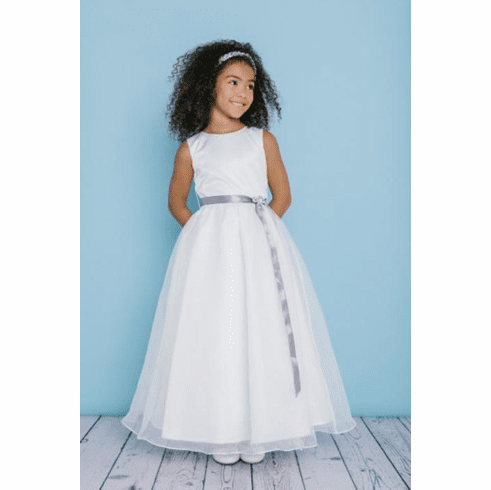 Rosebud Fashions Flower Girl Dress 5109