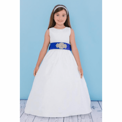 Rosebud Fashions Flower Girl Dress 5115