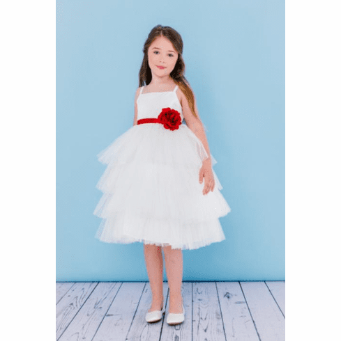 Rosebud Fashions Flower Girl Dress 5117