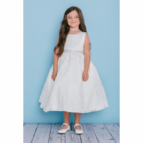 Rosebud Fashions Flower Girl Dress 5124