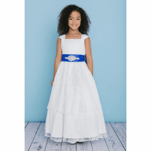 Rosebud Fashions Flower Girl Dress 5126