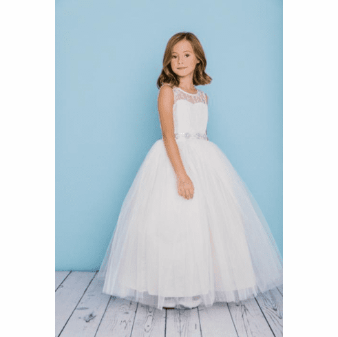 Rosebud Fashions Flower Girl Dress 5129