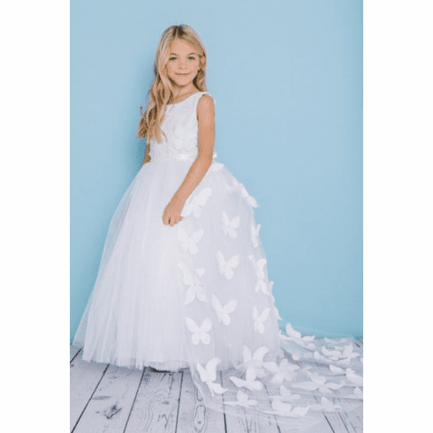 Rosebud Fashions Flower Girl Dress 5134