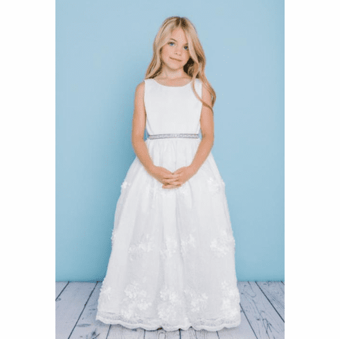 Rosebud Fashions Flower Girl Dress 5128