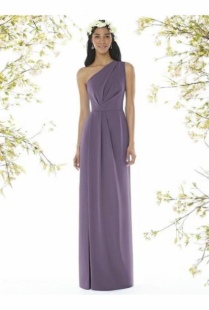 Social Bridesmaid Dress Style 8156