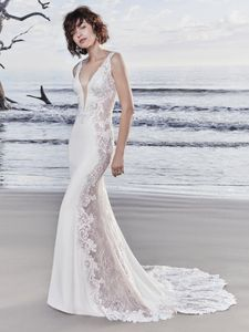 Sottero & Midgley Wedding Dress – BRADFORD ROSE