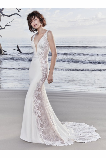 Sottero & Midgley Wedding Dress – <br> BRADFORD ROSE