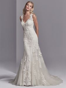 Sottero & Midgley Wedding Dress - CHANNING ROSE