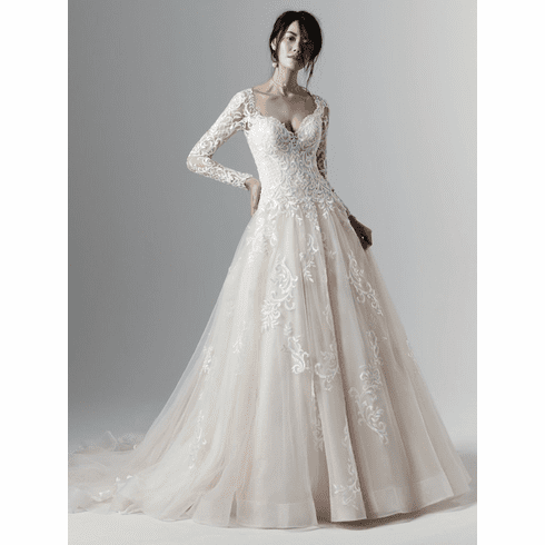 Sottero & Midgley Wedding Dress - RIVER LYNETTE