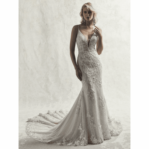 Sottero Midgley Wedding Dress - <br>SAMPLE Maddox $825