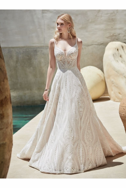 Sottero Midgley Wedding Dress - <br>SAMPLE Roxanne $1499