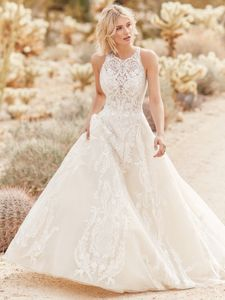 Sottero & Midgley Wedding Dress - TOVAH