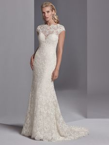 Sottero & Midgley Wedding Dress – ZAYN ROSE