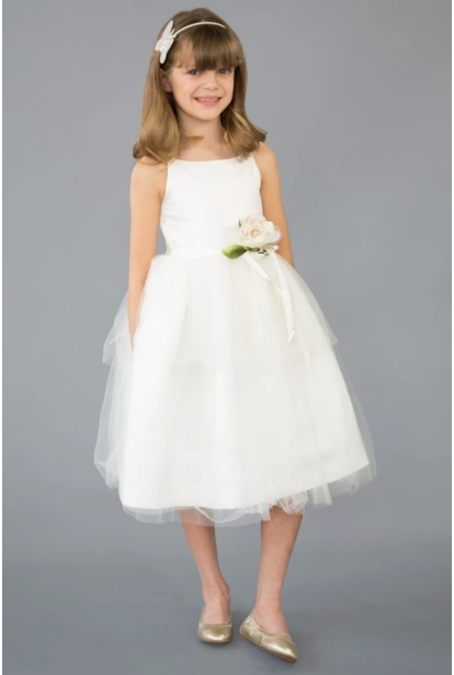 US Angels Flower Girl The Ballerina Dress Style 101