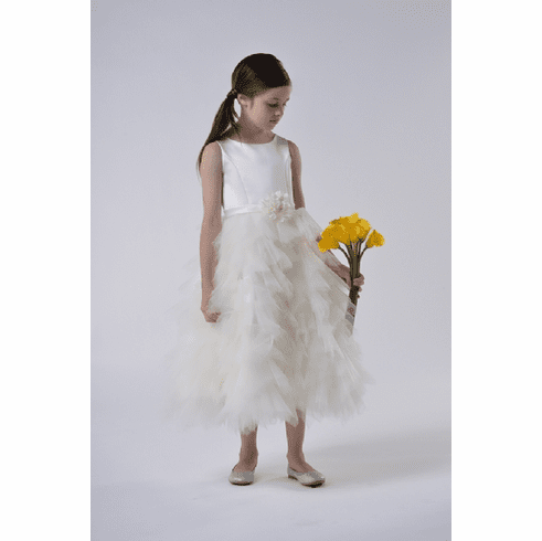 US Angels Flower Girl The Peony Dress Style 110