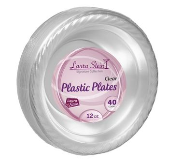 CYBER BLOWOUT!!! 12oz. Clear Plastic Bowls 40ct.