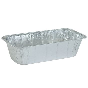 5 lb. Loaf Aluminum Disposable Pans *Case of 100*